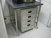 CSIR 2009 - Stainless steel cabinets
